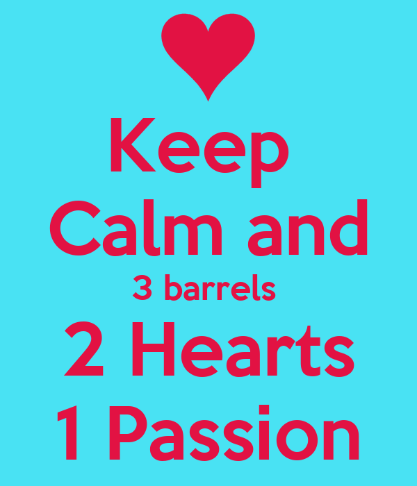 3 Barrels, 2 hearts, 1 passion. Western wear : DA Horse ...