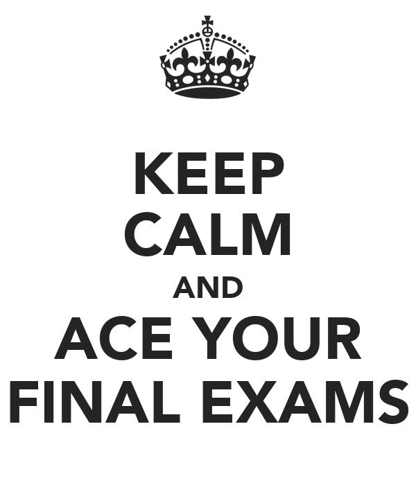 Exam Stress Stress Relieving Final Exam