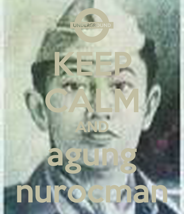 mohamad toha - keep-calm-and-agung-nurocman-1