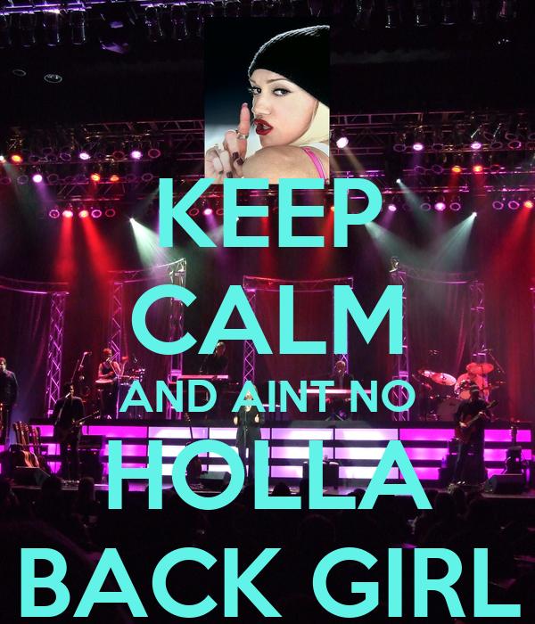 Hollaback Girl Lyrics