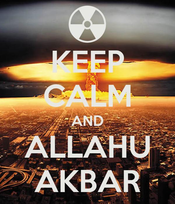 Allahu Akbar - Subhanallah- Alhamdulillah - Everything You
