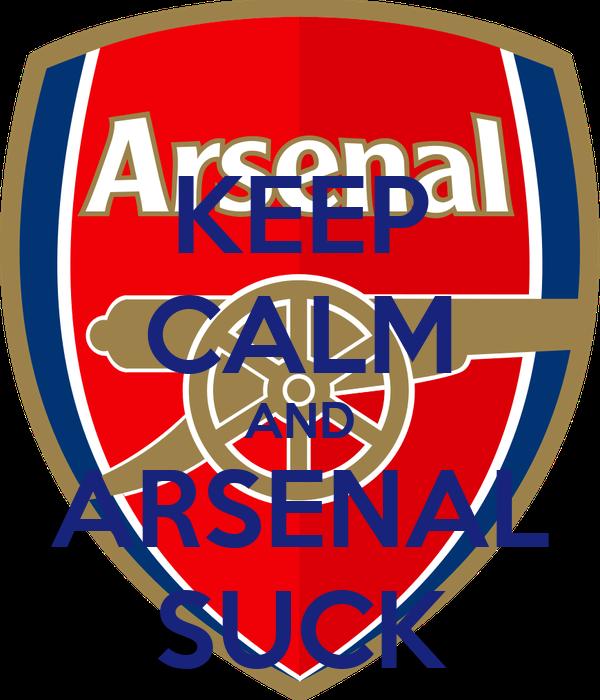 Arsenal Suck 73