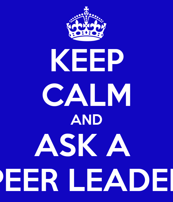 peer leadership Peer leadership is not easy for many people because they are stuck on the how how do i lead my peers three rules to leading peers leading peers is not easy leading peers who are leaders themselves is especially tough.