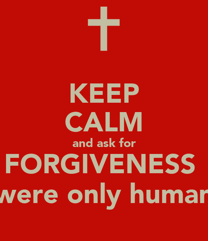 how to ask for forgiveness in japan