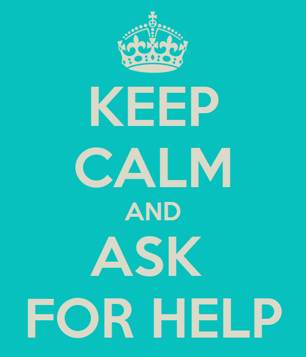 how to ask for help on linkedin