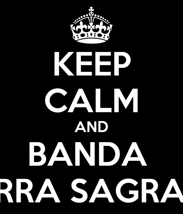 Banda Wallpaper Keep Calm And Banda Tierra