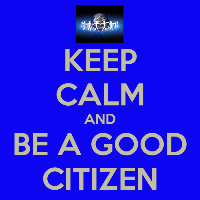 essay on good citizenship