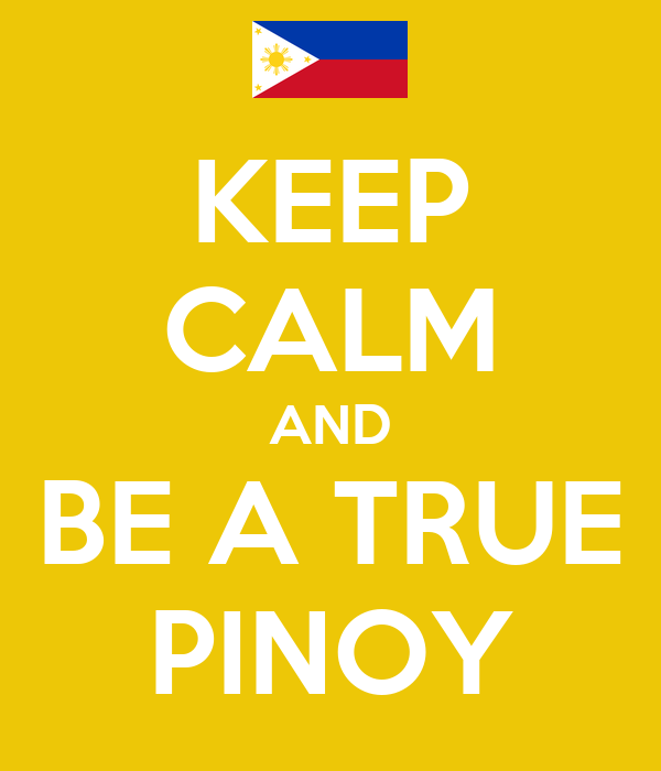 a true filipino Filipinos (filipino: mga pilipino) are the people who are native to, or identified  with the country  this was also true for the arab and chinese immigrants,  many of whom are also post wwii arrivals more recent migrations into the  country by.