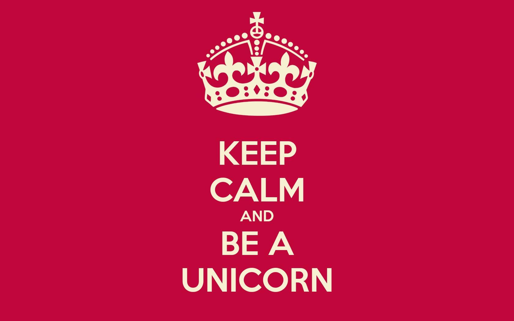 keep calm and be a unicorn poster rainbowkittyunicorn keep calm o matic. Black Bedroom Furniture Sets. Home Design Ideas