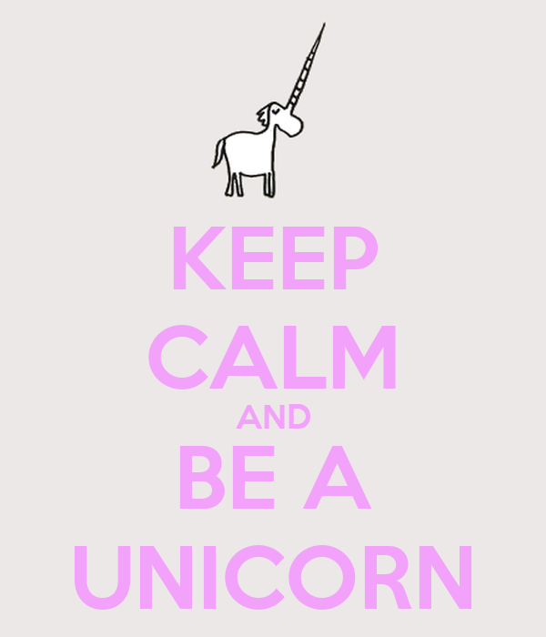 keep calm and be a unicorn poster amanda keep calm o matic. Black Bedroom Furniture Sets. Home Design Ideas