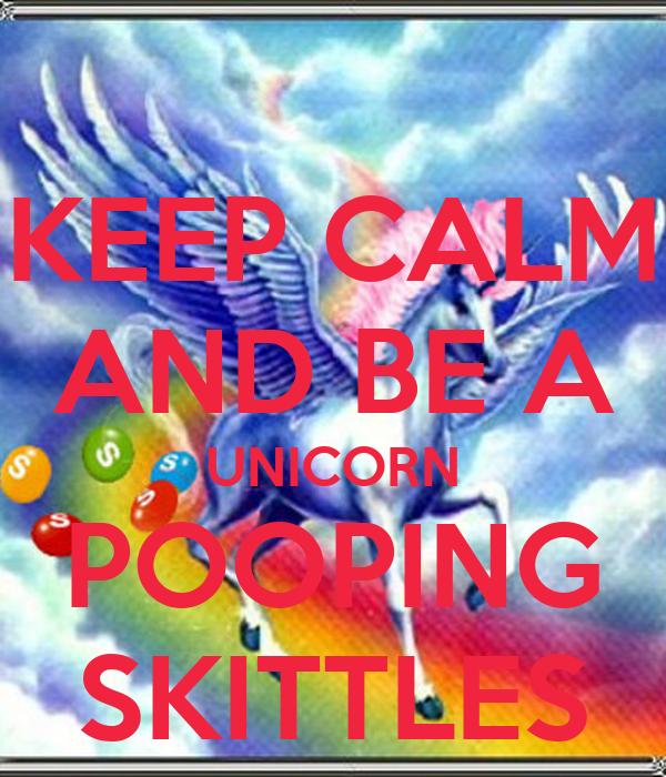 skittles unicorn