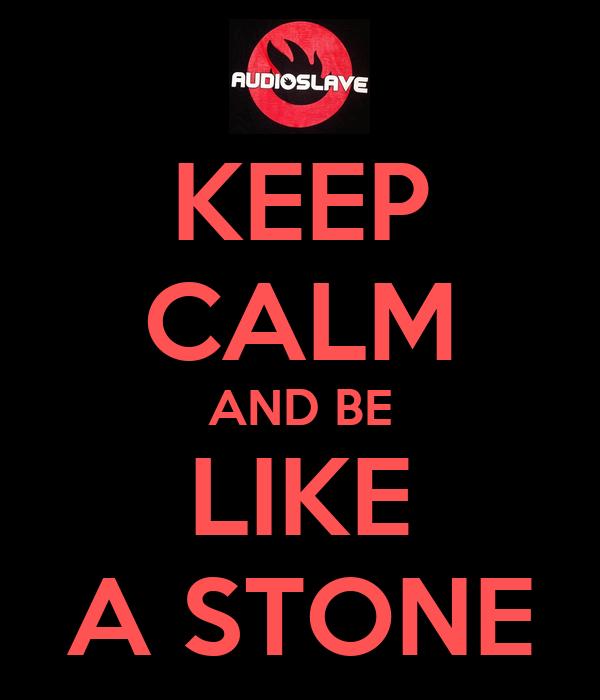 Audioslave - Like A Stone - Taringa!