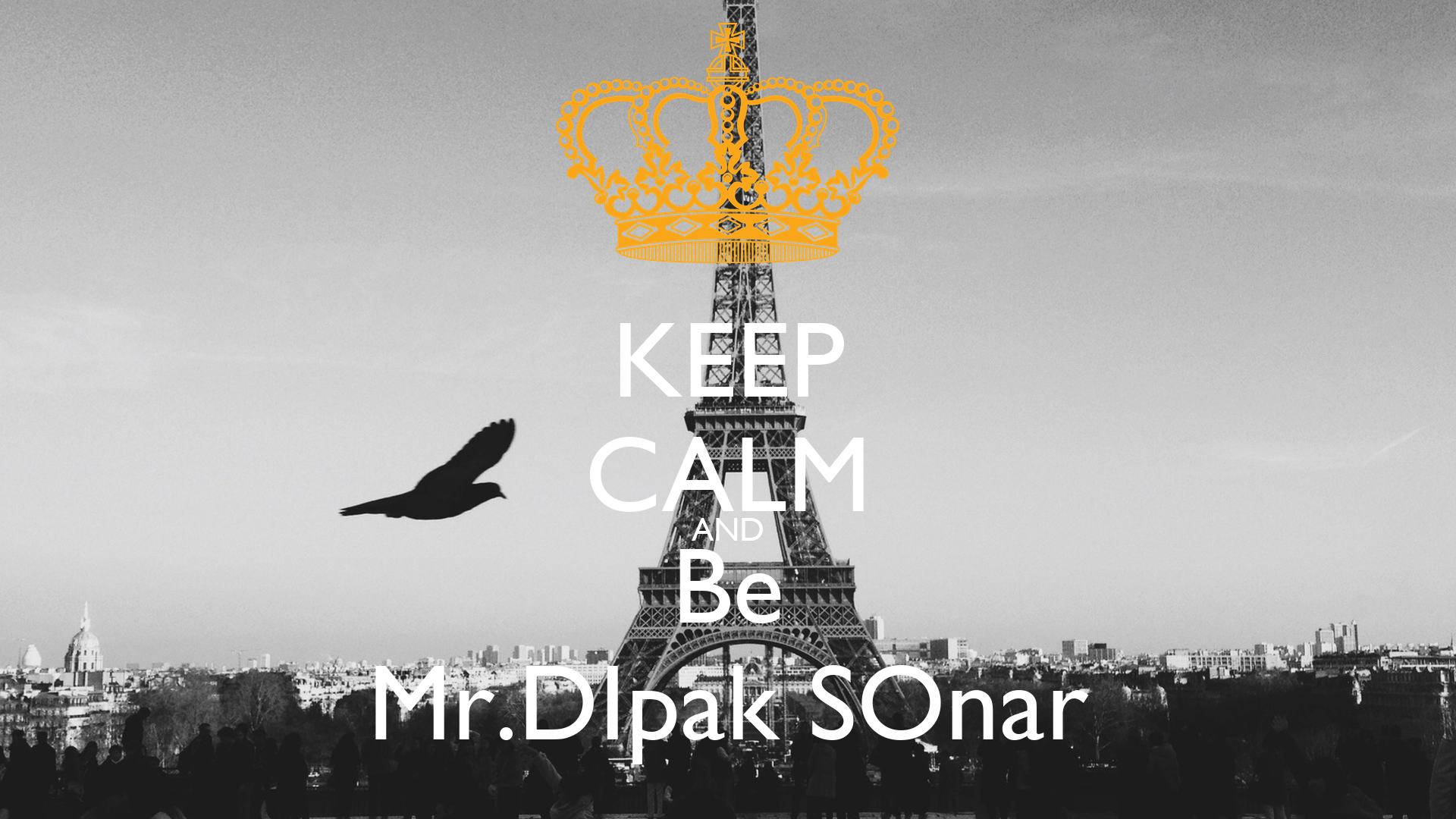 Mr Men Wall Stickers Keep Calm And Be Mr Dipak Sonar