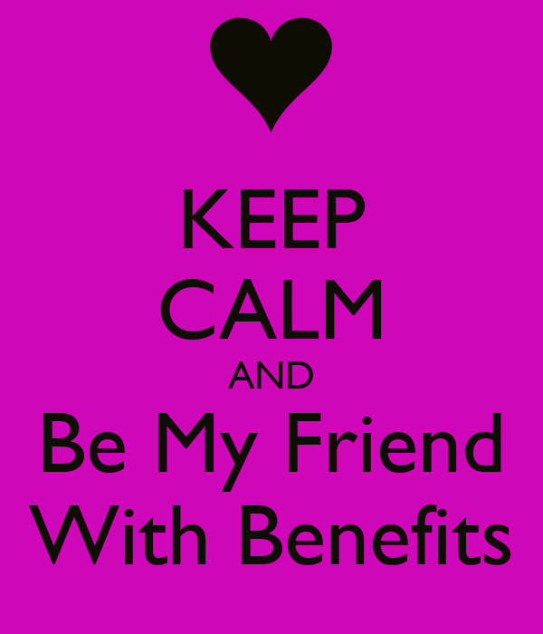 Friend with benefits dating