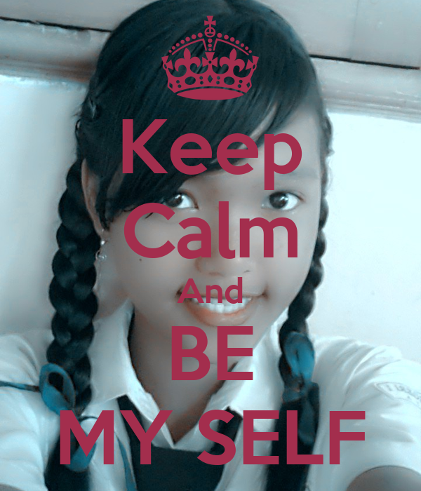 how to make myself calm
