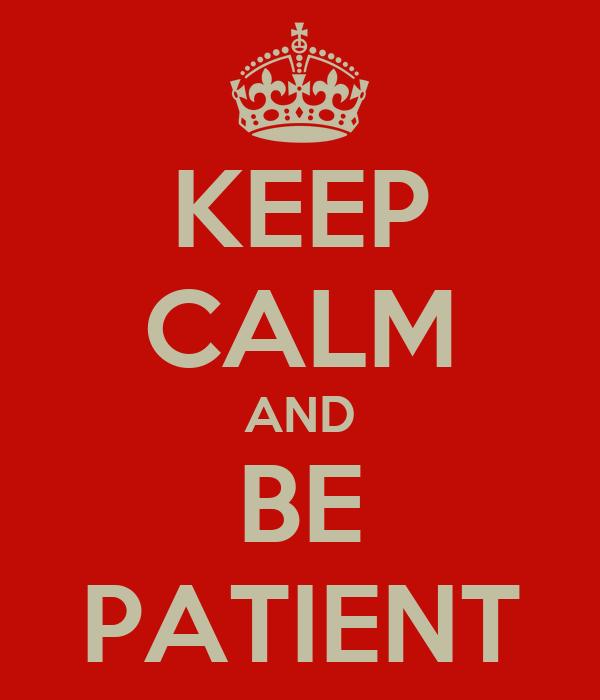 Jogurtaa sigu/avataru veikaliņš /khi khi/ - Page 5 Keep-calm-and-be-patient-22