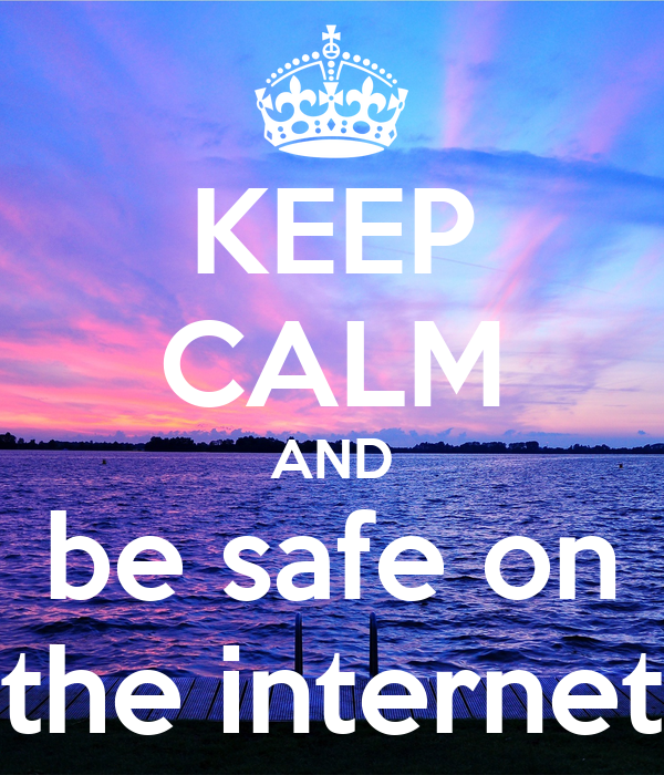 how to keep safe on the internet