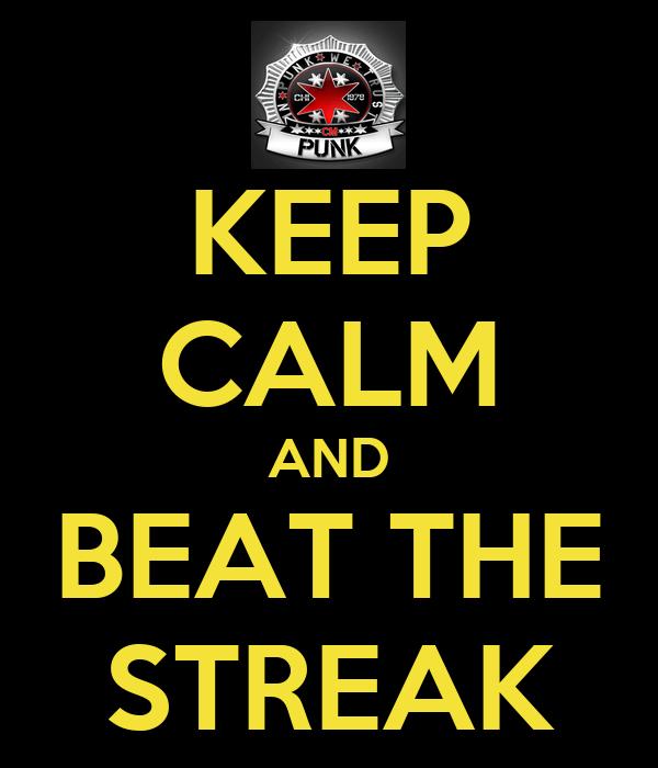 beat the streak