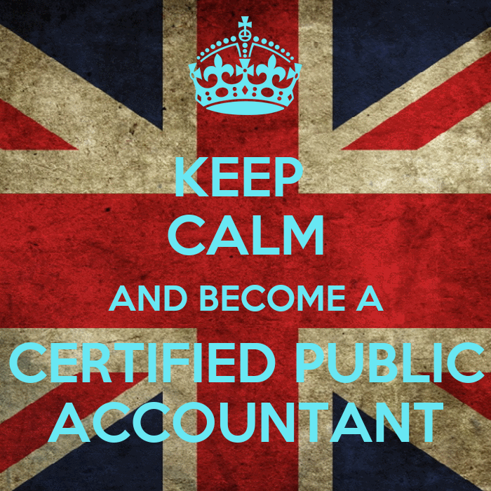 Certified Public Accountant Wallpaper Become a Certified Public