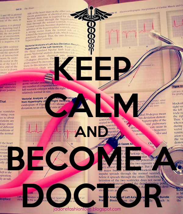 things about being a doctor