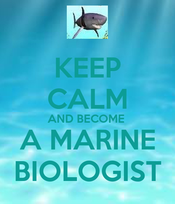 How do i become a Marine Biologist?