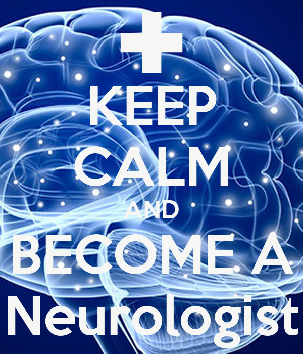 How would someone become a neurologist ?