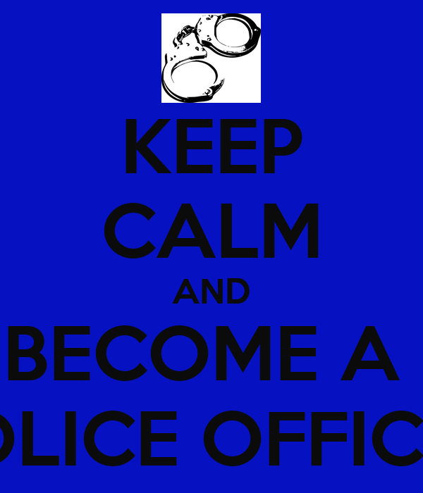 how to become a water police officer