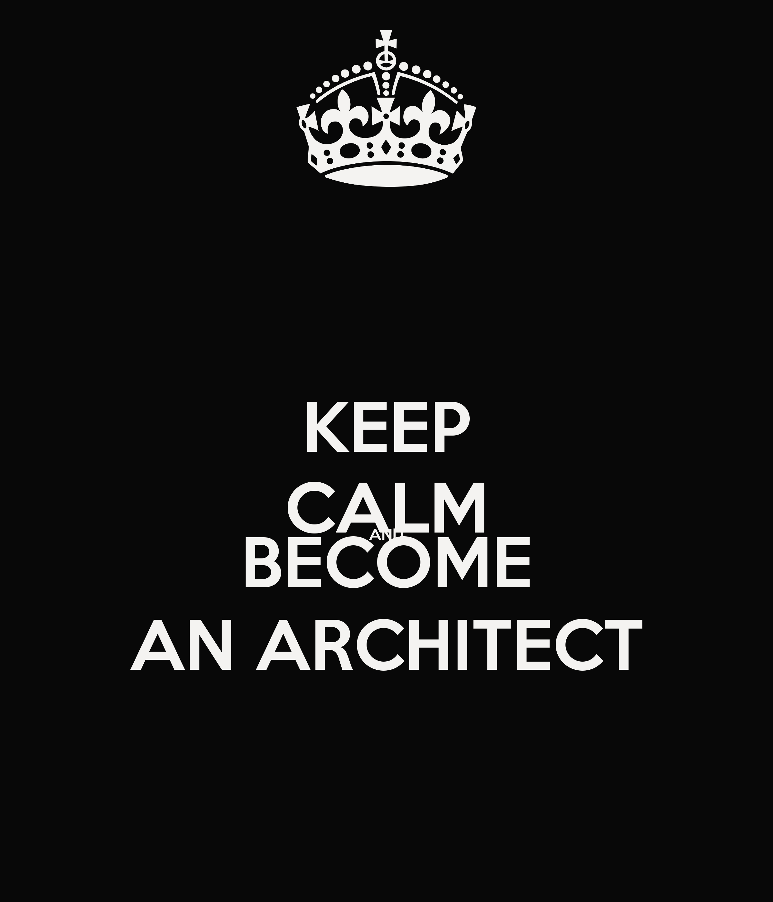 why i want to become an architect List of 10 reasons why maybe you should become an architect.