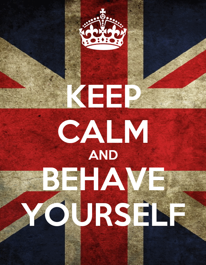 KEEP CALM AND BEHAVE YOURSELF - KEEP CALM AND CARRY ON Image Generator Keep Calm And Be Yourself