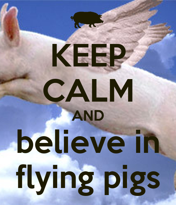 POOFness for Feb 14: ONE Keep-calm-and-believe-in-flying-pigs-3