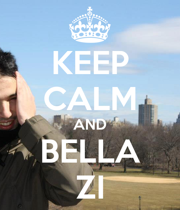 [Immagine: keep-calm-and-bella-zi-26.png]
