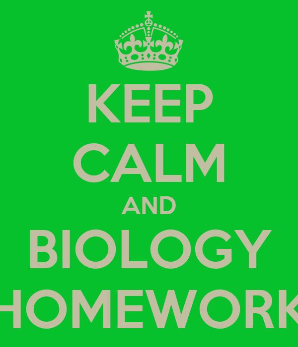 Biology help online