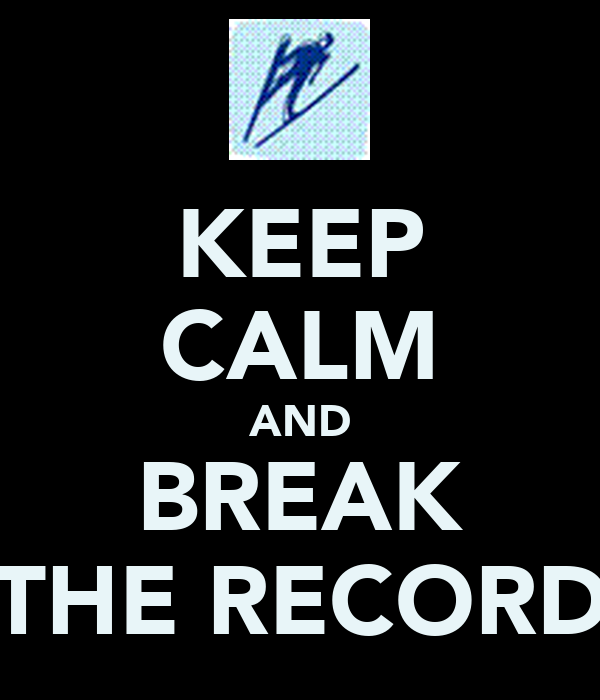 records break by messina - photo#13