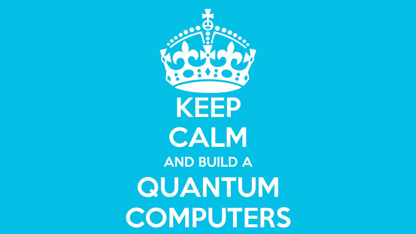 how to build a quantum generator pdf