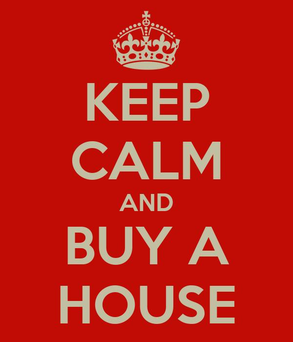 Essay buy a house