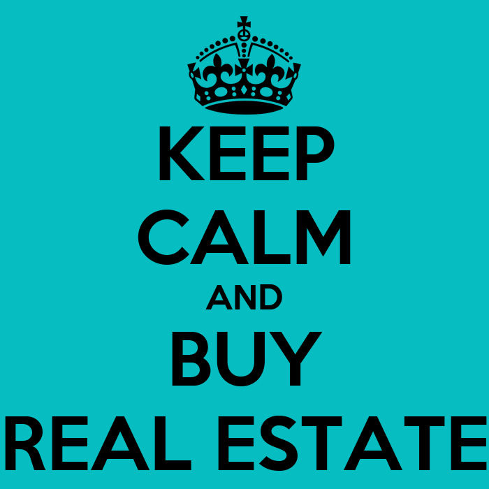 Buying A Property Your Are Buying