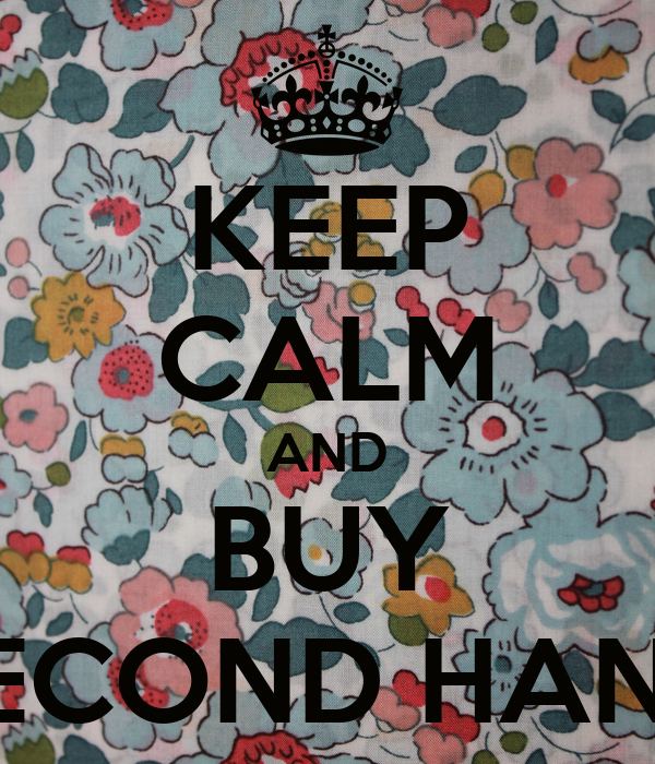 Keep calm and buy second hand poster laure keep calm o for Ohrensessel 2 hand