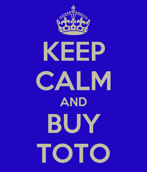 KEEP CALM AND BUY TOTO Poster | JL | Keep Calm-o-Matic