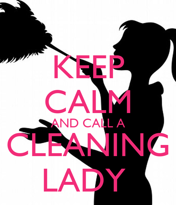 cleaning lady png