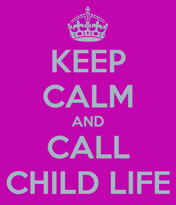 child life Child life programs focus on the social and emotional impact of illness and hospitalization child life strives to promote a positive hospital experience for.