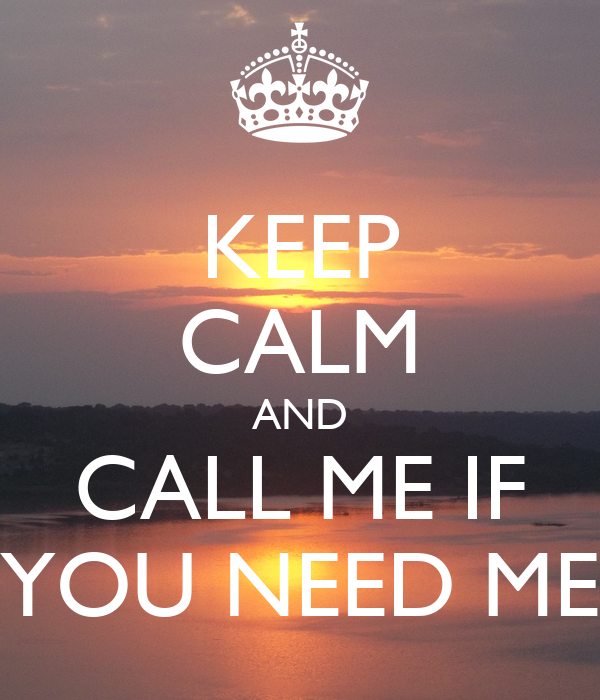 If you need me secret