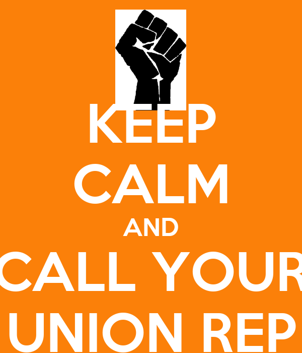 how to become a union rep