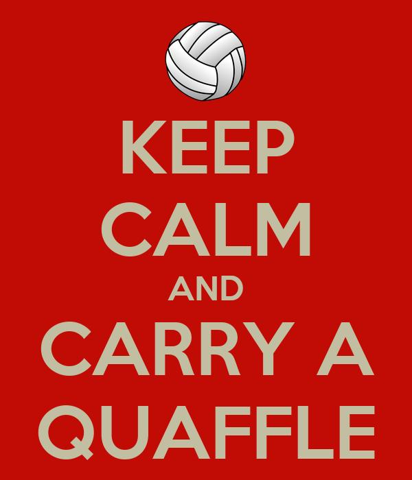 how to make a quaffle