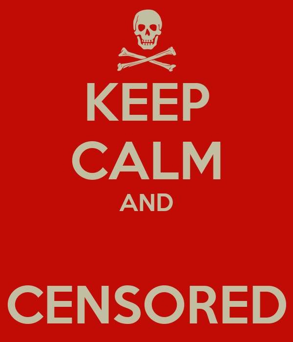 Image result for Censored