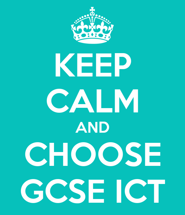 Help with gcse ict coursework