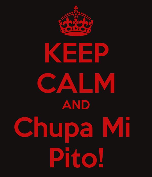 chupa pito: