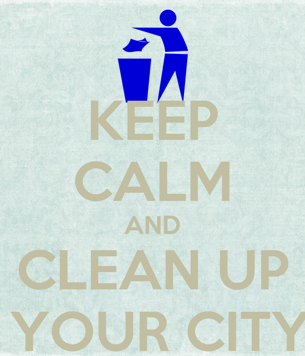 Keep your city clean and green essays