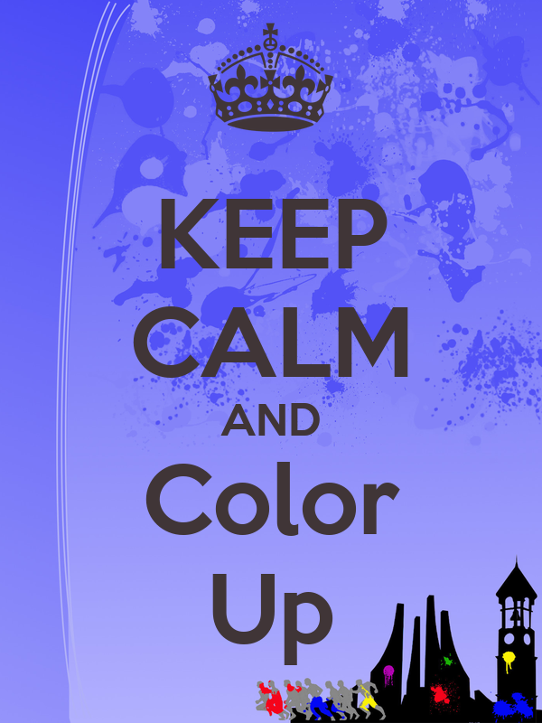 keep calm colouring pages