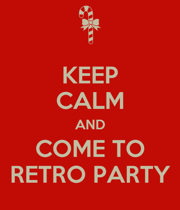 Retro Madras New Year Party