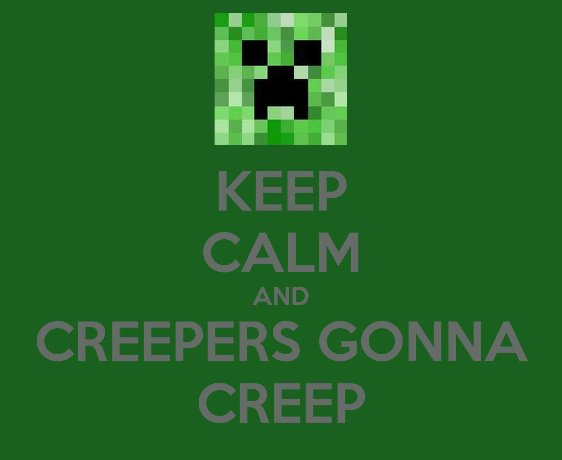 how to keep creepers away